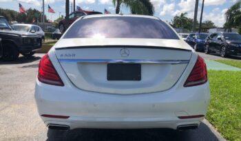2016 Mercedes-Benz S-Class full