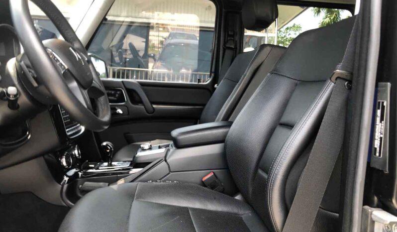 2018 Mercedes-Benz G-Class full
